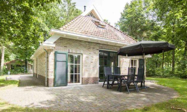 Luxe 4-persoons bungalow in Drenthe   Incl. sauna nu 29% korting