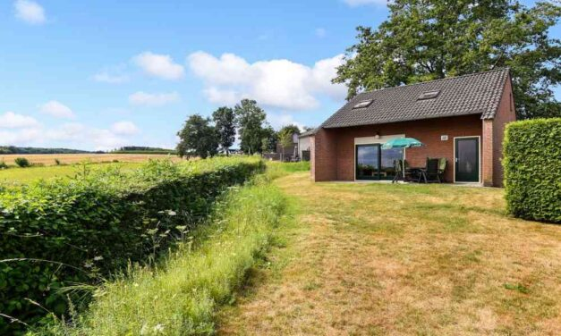6-persoons bungalow @ Limburg | Midweek in augustus 32% korting