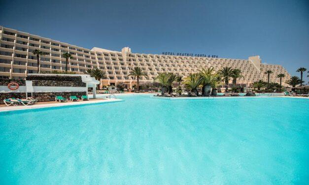8 dagen naar zonnig Lanzarote | 4* vakantie incl. ontbijt & diner €385,-