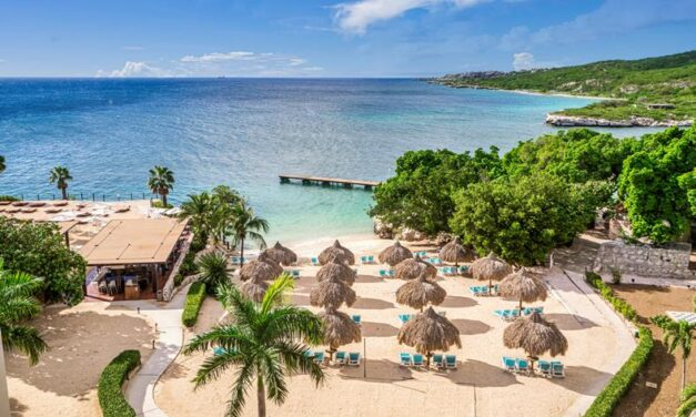 Luxe 5* Curacao | All inclusive direct aan 't strand €1099,- p.p.