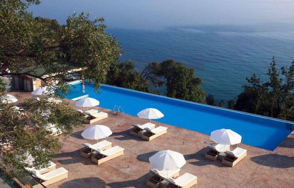 Last minute naar zonnig Corfu   Luxe 5* vakantie incl. ontbijt €368,-