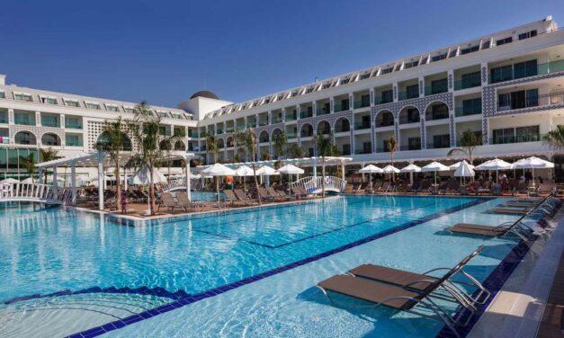 Super-de-luxe 5* vakantie naar Turkije | 8 dagen all inclusive €535,-