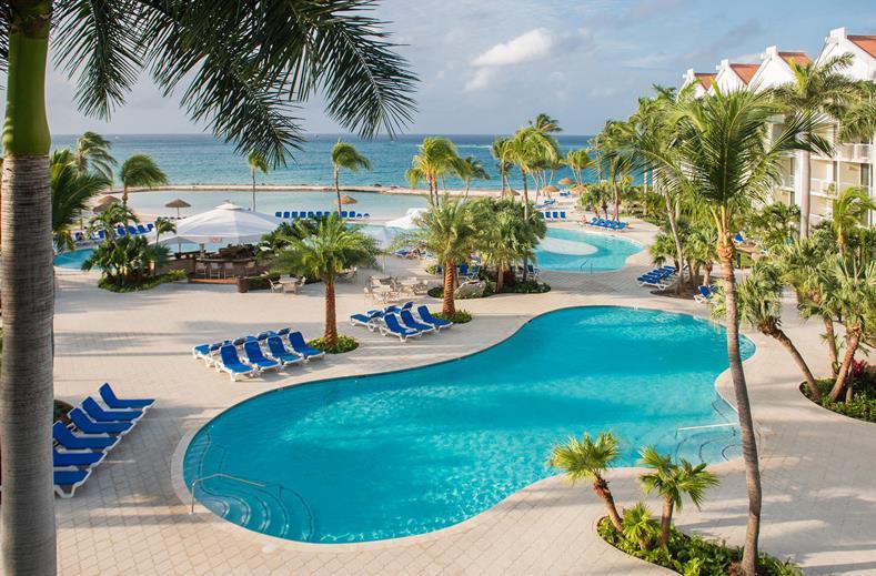 Ultra luxe 5* Renaissance Aruba Resort   9 dagen all inclusive €1409,-