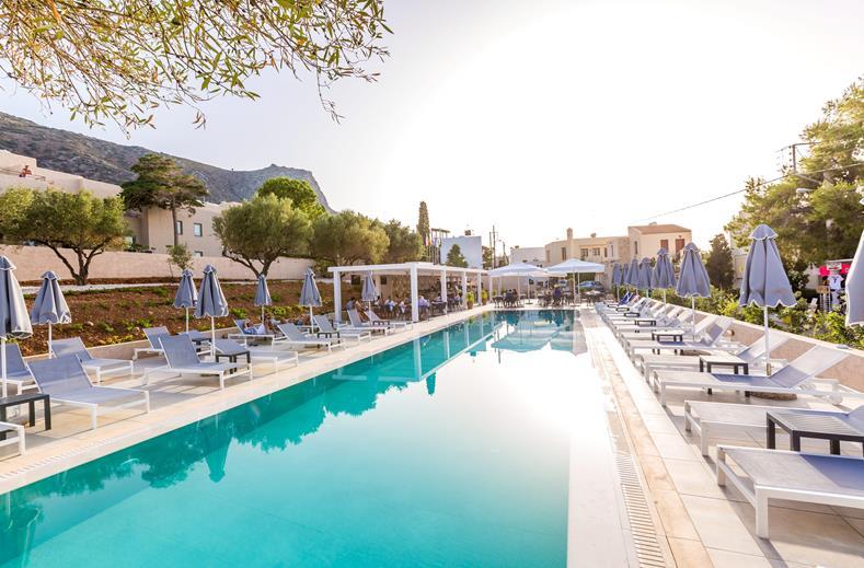 Luxe 4* super last minute Kreta   7 dagen incl. vluchten voor €445,-