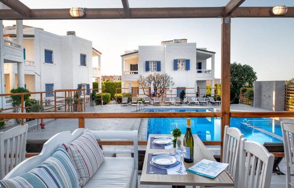 Super last minute naar Kreta | 10 dagen in 4* appartement €394,-