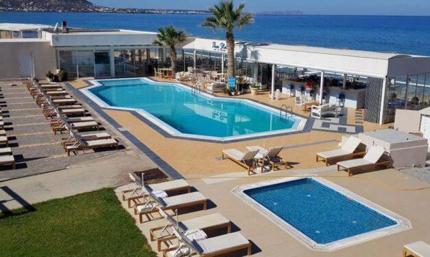 8 dagen naar het zonnige Kreta | 4* hotel nu slechts €334,-