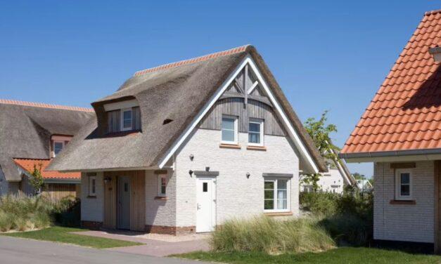 Villa mét sauna 39% korting | Beach Resort Nieuwvliet-Bad in Zeeland