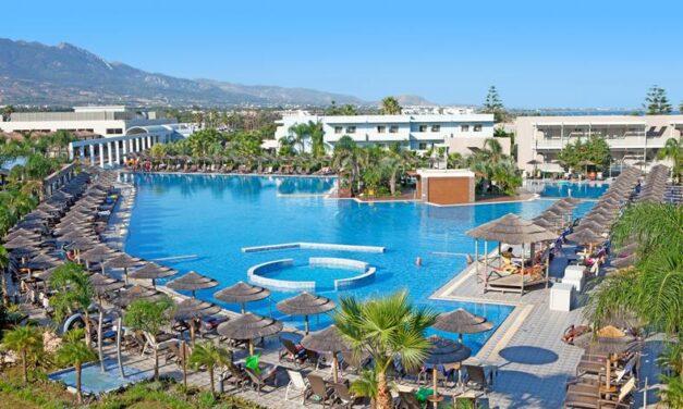 5* Blue Lagoon Resort op Kos | Last minute 8 dagen all inclusive €541,-