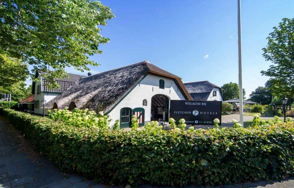 Luxe 4* Hotel Fletcher Gelderland   Nachtje incl. ontbijt €43,70 p.p.