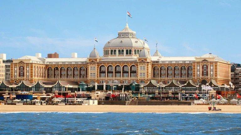 5* Luxe Kurhaus hotel op Scheveningen   2 dagen slechts €77,50