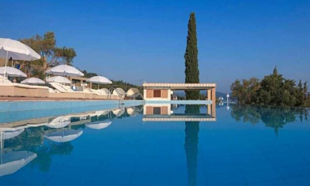 Luxe 5* vakantie Corfu | 8 dagen incl. ontbijt slechts €380,-