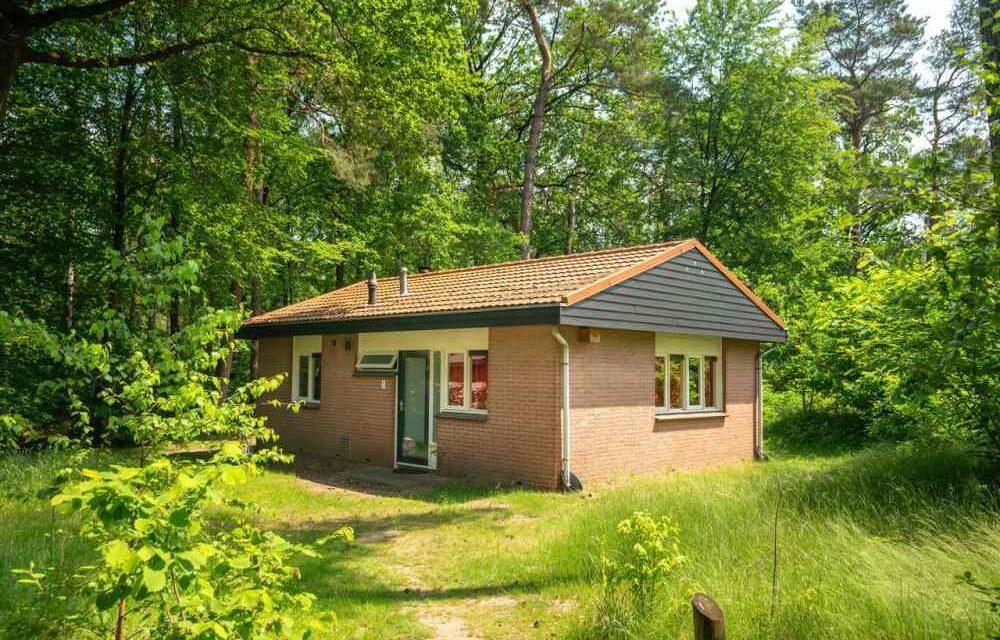 Midweekje op de Veluwe voor maar €99,- | Vrijstaande bungalow (4P)