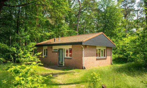 Midweekje op de Veluwe voor maar €99,-   Vrijstaande bungalow (4P)