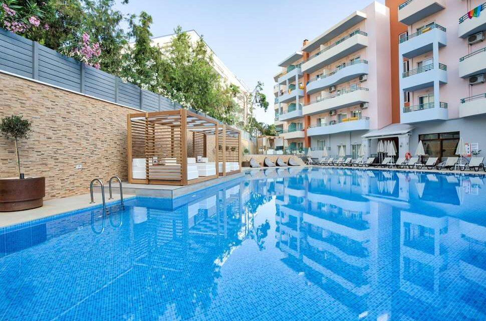 Luxe 4* hotel (9,1/10) @ Kreta | 8 dagen incl. ontbijt & diner €477,-