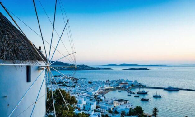 Wow! 8 dagen Mykonos in mei 2022 | Incl. vluchten & verblijf €374,-