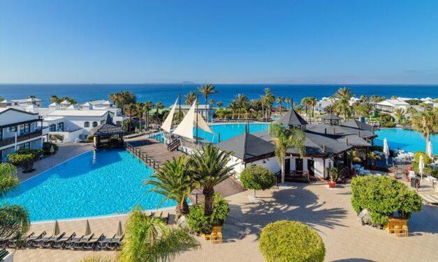 Super-de-luxe 5* resort @ Lanzarote | Incl. ontbijt & diner €564,- p.p.