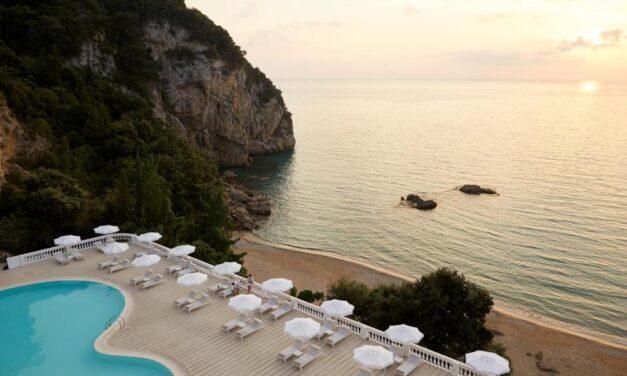 Ultra luxe 5* resort @ Corfu | 8 dagen incl. ontbijt & diner €597,-