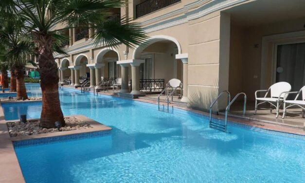 WOW! Ultra luxe 5* resort @ Egypte   8 dagen all inclusive €382,- p.p.