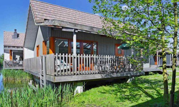 Luxe waterwoning (4p) @ Reeuwijkse Plassen | Midweek nu 50% korting