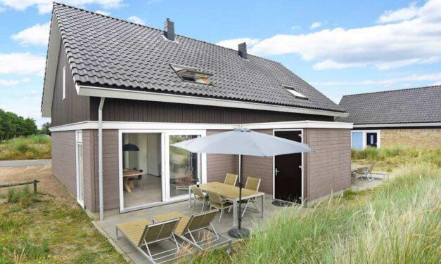 Luxe villa mét sauna midden in de duinen | 4 dagen met 33% korting