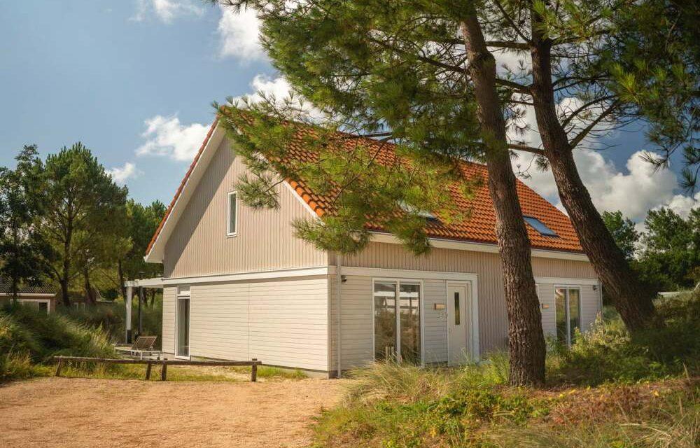 Landal Ouddorp Duin €269,- | Villa (4p) met sauna + bubbelbad