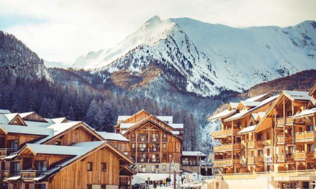 Wintersport Les Orres Frankrijk   5 dagen incl. skipas + zwembad €169,-