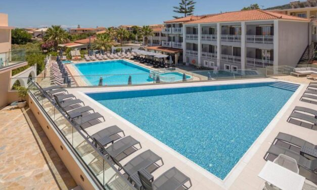 4* Adults only boutique hotel @ Zakynthos | Incl. ontbijt €499,- p.p.
