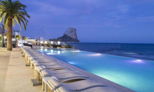 Luxe 4* adults only hotel @ de Costa Blanca   8 dagen slechts €296,-