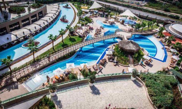 5* Aska Lara Resort & Spa in Turkije | Last minute all inclusive €478,-