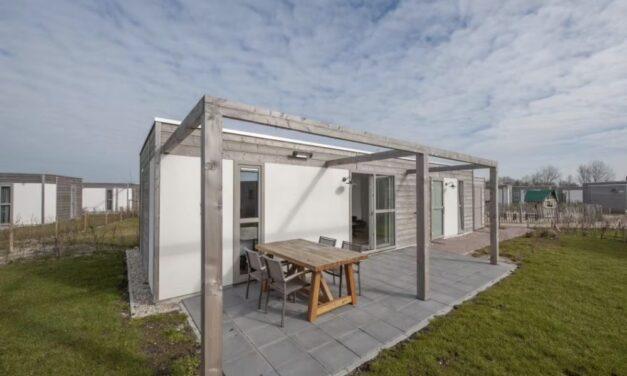 4 dagen Zeeland in de herfstvakantie €394,- | Lodge (4p) aan de kust