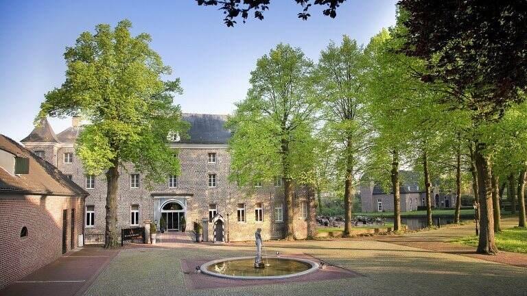 Luxe overnachting in Kasteel @ Limburg   Incl. ontbijt & diner €102,-