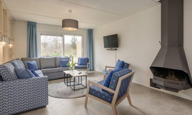 3 dagen Center Parcs Zandvoort €159,-   Vernieuwd 8-persoons huisje