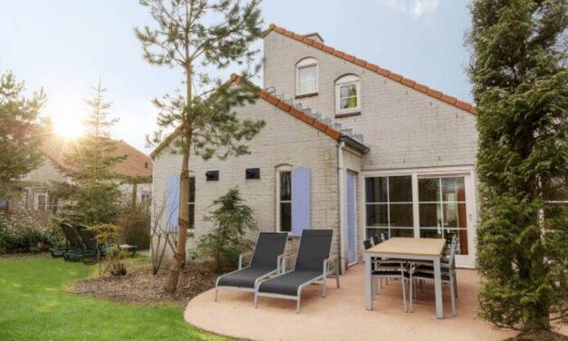 6-persoons cottage @ Center Parcs Port Zelande   3 dagen slechts €139,-