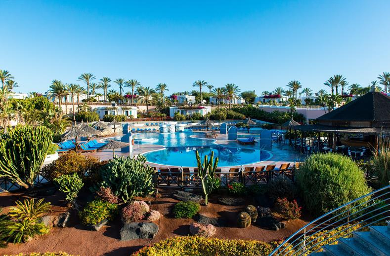 4* all inclusive Lanzarote €494,- | 8 dagen winterzon voor weinig