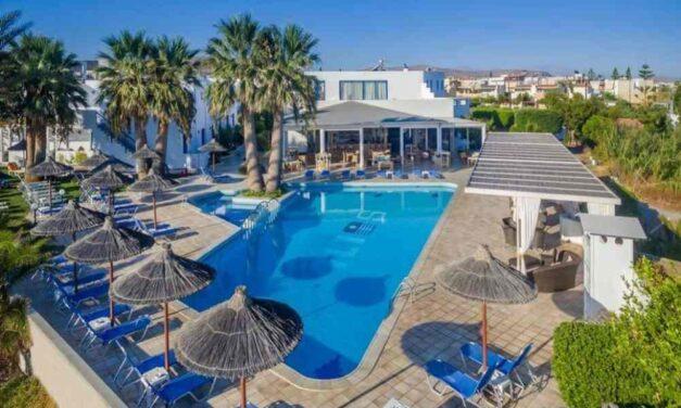 Luxe 4* vakantie op Kreta | 8 dagen incl. ontbijt slechts €362,-