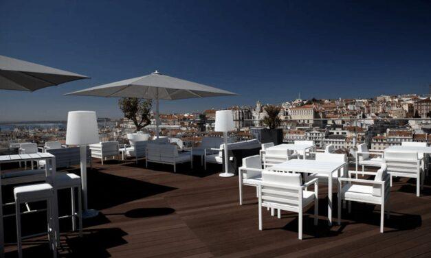 Wow! 4 dagen Lissabon €192,- | 4* hotel in 't centrum met rooftop bar