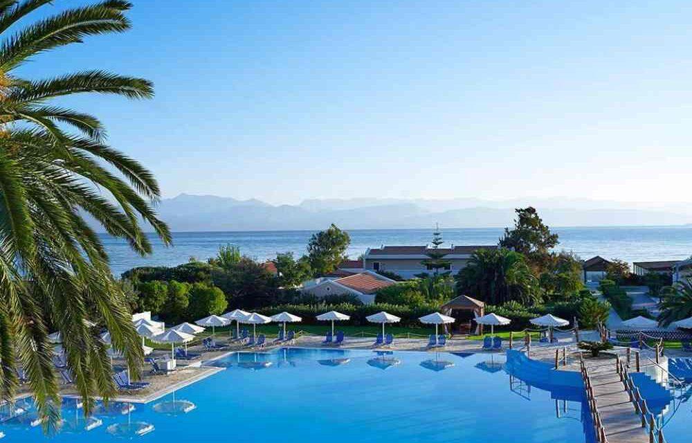Luxe 5* all inclusive vakantie naar Corfu   8 dagen NU slechts €546,-