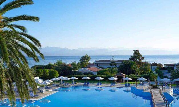 Luxe 5* all inclusive vakantie naar Corfu | 8 dagen NU slechts €546,-