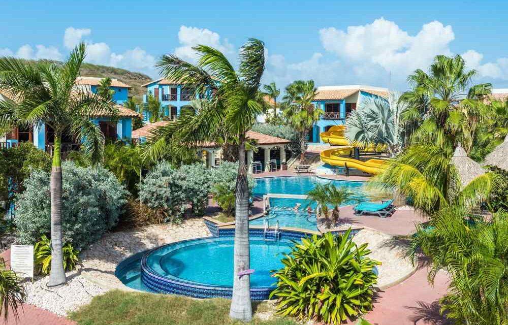 Paradijs: 4* all inclusive Curacao   9 dagen incl. KLM vluchten €855,-