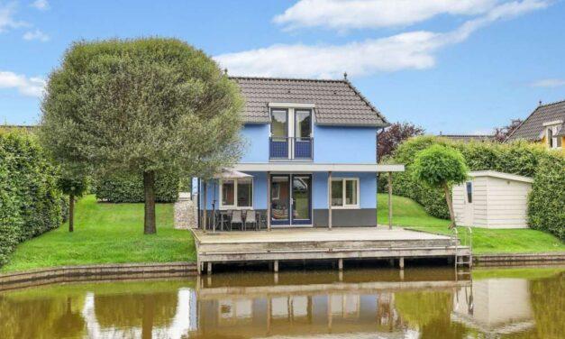 Bungalow aan het water mét sauna in Drenthe   5 dagen met 45% korting