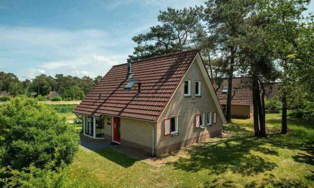 Luxe bungalow (4p) met sauna @ de Veluwe | 4 dagen nu 33% korting