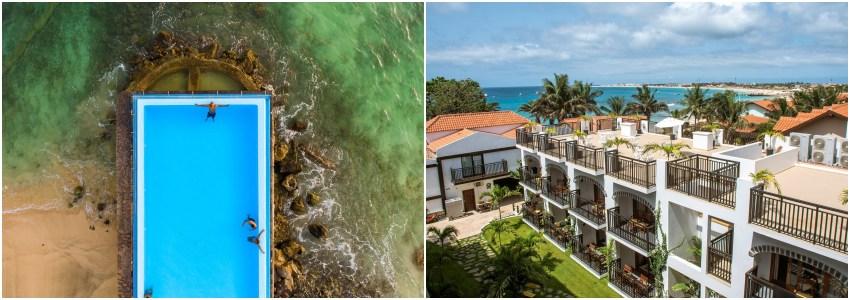 mooiste hotel Kaapverdie