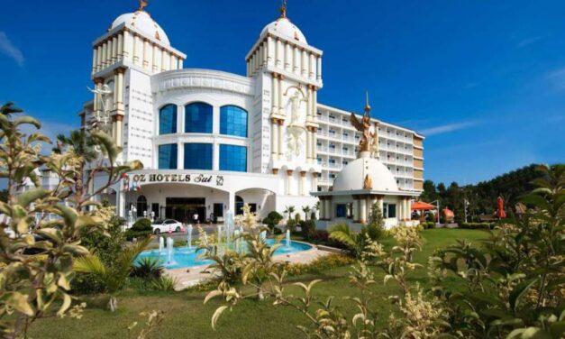 5* Oz Hotels Sui (9,1/10) | Last minute 8 dagen all inclusive Turkije €388,-